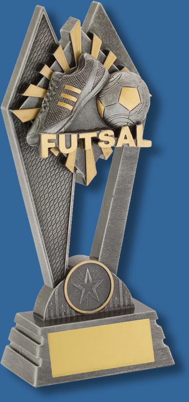Futsal trophy Peak Series