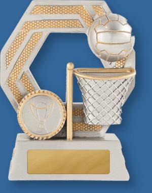Netball Trophy Titan Series