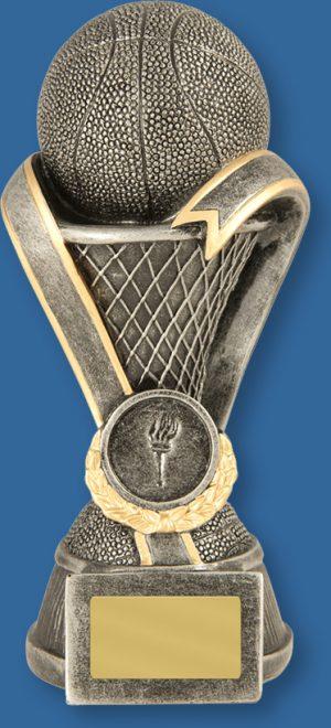 Basketball Trophies Generic Resin. Winner Series