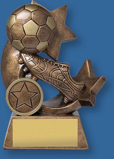Football Trophy 2 Stars Football