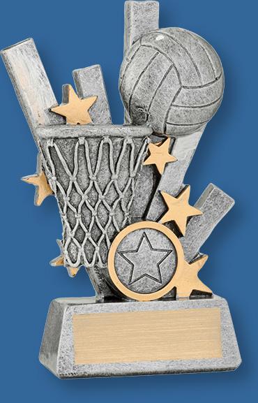 Netta Trophy Flare Stars