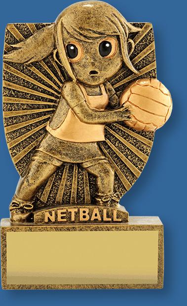Netta Trophy Girl Character