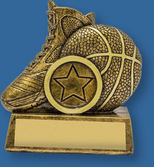 Basketball Trophy Mini Basketball Icon