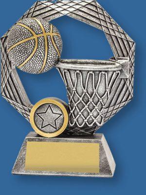Basketball Trophy Basketball Opal Series