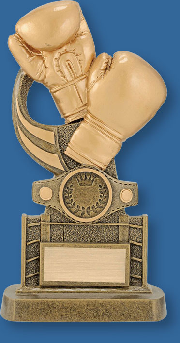 Boxing Trophy Boxing Ringside