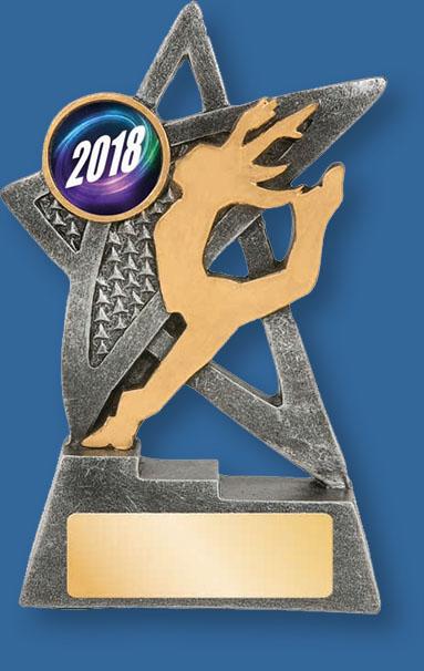 Dance Trophy 2018 Insert