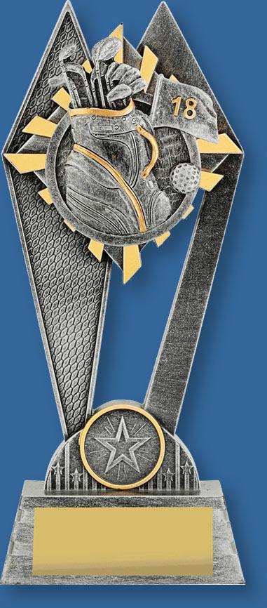 Golf Trophy Peak Series