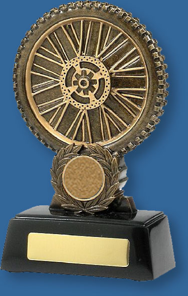Motor Sports Trophy Motor Cross Wheel