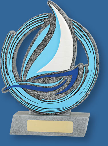 Sailing Trophy Sailing Horizon