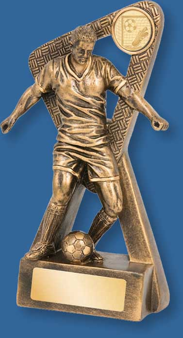 Soccer Trophy Stinger Male Series
