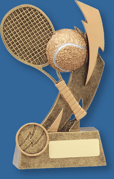 Tennis Trophy Shazam Tennis