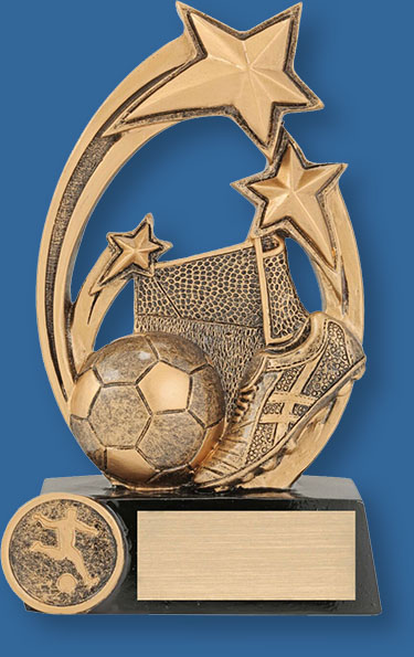 football Trophy Shooting Stars