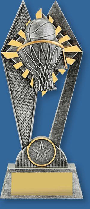 Basketball Trophy Peak Series