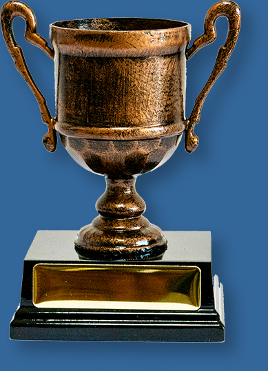 MC102Bi+617 Bronze Trophy Cup