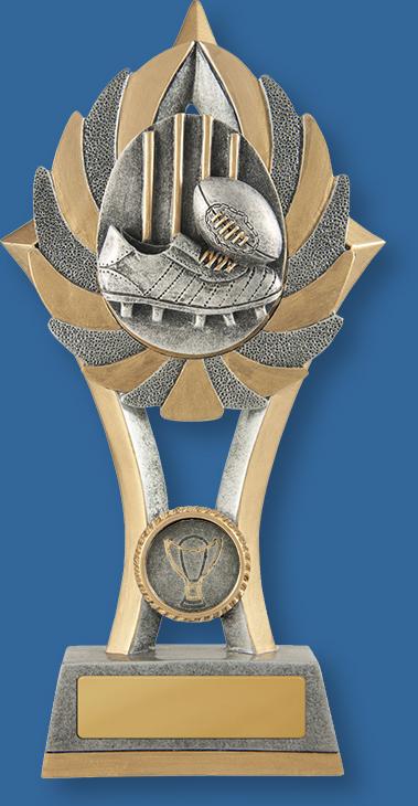 Aussie Rules Trophy Ezi Rez Trophy