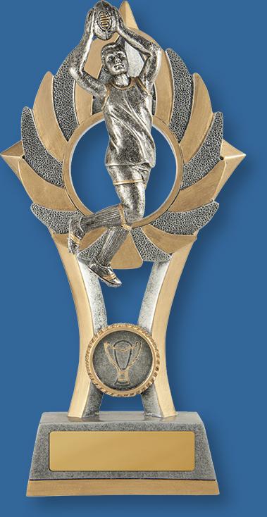Aussie Rules trophy Ezi Rez Series