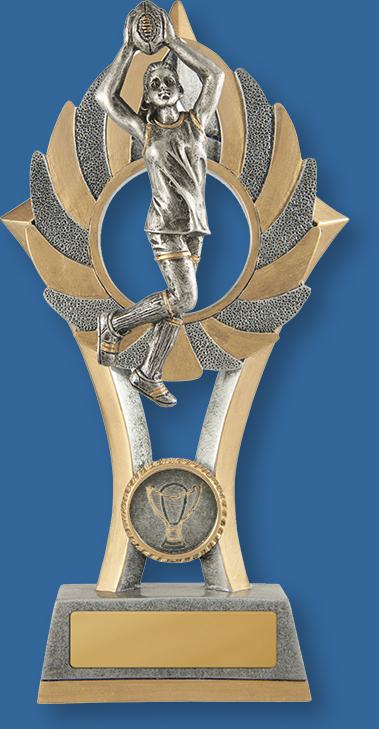 Female AFL Trophy Ezi Rez Trophy
