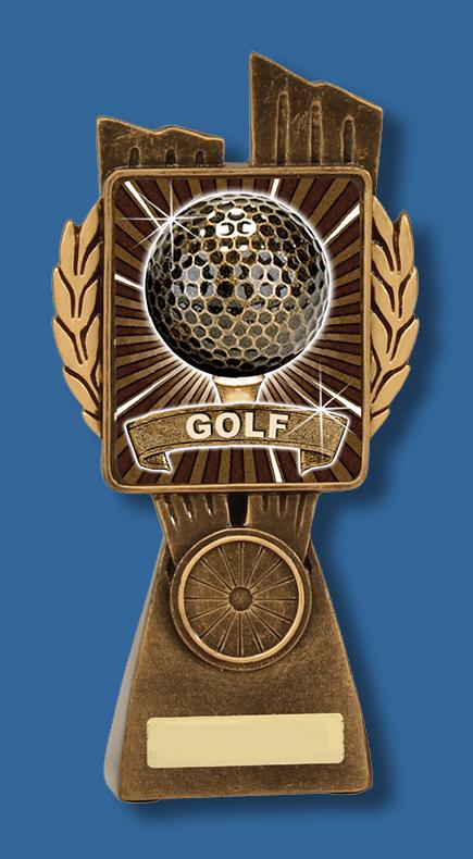 Golf Trophies Theme Lynx Series