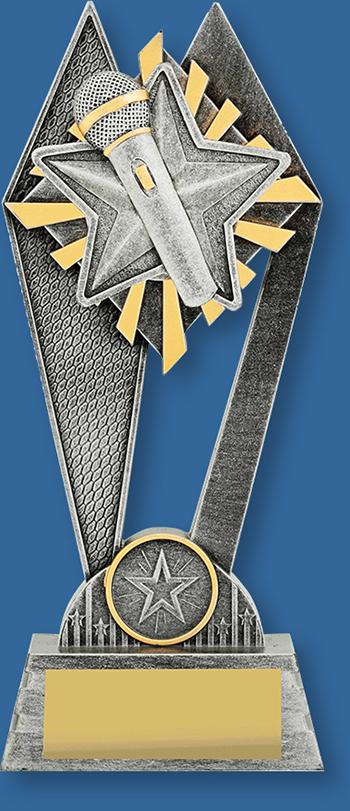 Public Speaking Trophy Peak Series