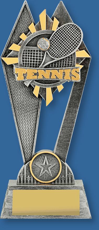 Tennis Trophy Peak Series