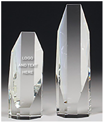 Crystal Octagon Award, Versatile octagon plinth