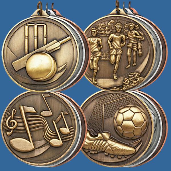 Antique Series Medals