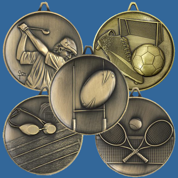 Heavyweight Series Medals