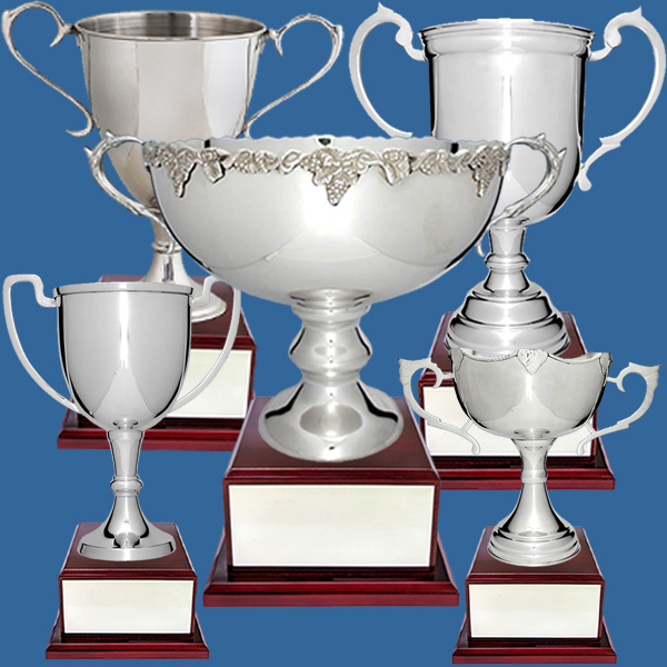 Prestige Silver Trophy Cups