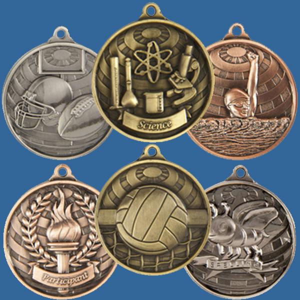 Global Series Medals