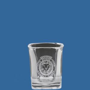 Shot Glass 65ml, Quality Sandblast Engrave to 1 side, Quantity Discounts