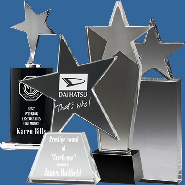 Crystal & Glass - Star Awards