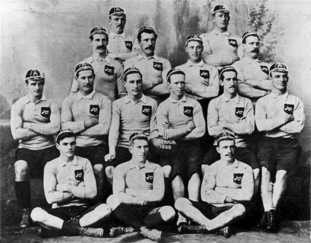 The First Wallabies 1899