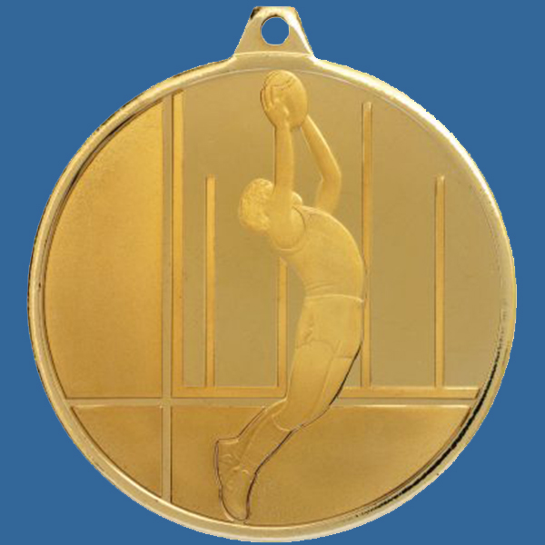 AFL Aussie Rules Medal Gold Glacier Frosted Series MZ912Gt