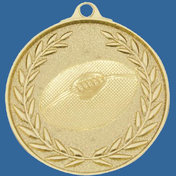 AFL Aussie Rules Medal Gold Wreath Series MX912Gt