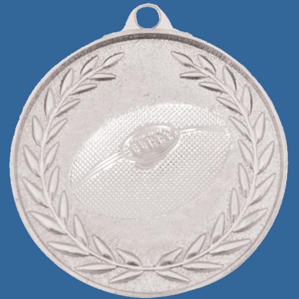 AFL Aussie Rules Medal Silver Wreath Series MX912St