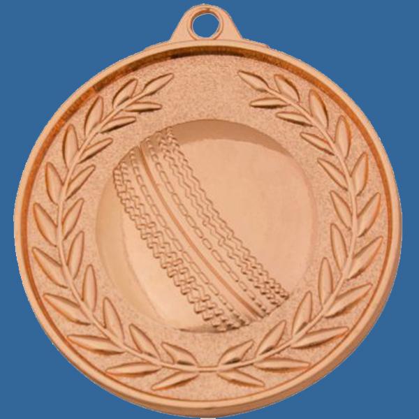 Cricket Medal Bronze Wreath Series MX910Bt