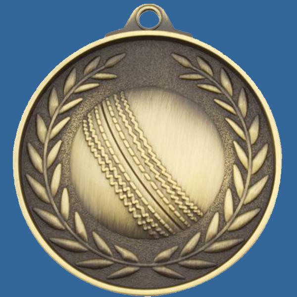 Cricket Medal Gold Wreath Series MX810Gt